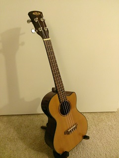 Rekindling a lost four-string love, Part I (3/3)