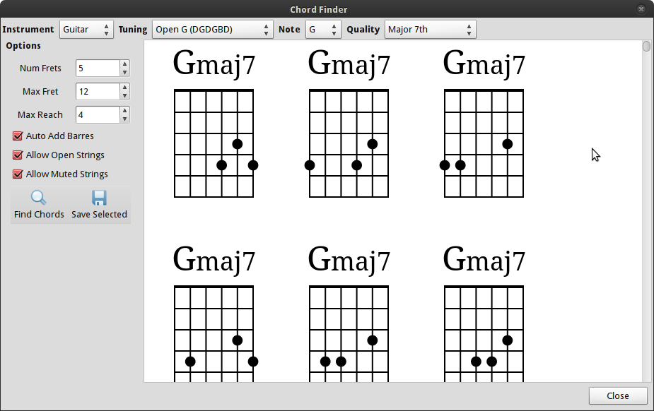 All Guitar Chords  Official Site