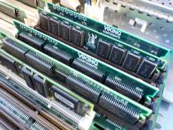 Power Mac 8600 Inside RAM Closeup