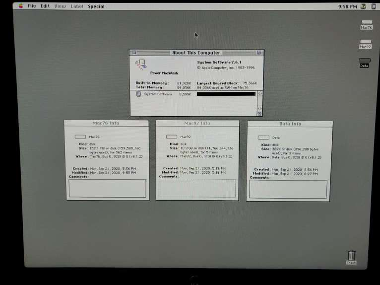 Mac OS 7.6 Up and Running