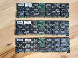 Power Mac 8600 64MB RAM DIMMs
