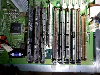 Power Mac 8600 64MB RAM DIMMs Installed