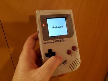 My IPS-modded Game Boy
