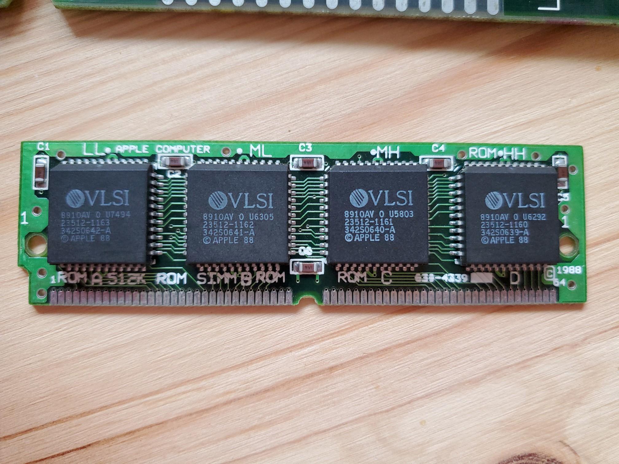 Macintosh SE/30 ROM SIMM