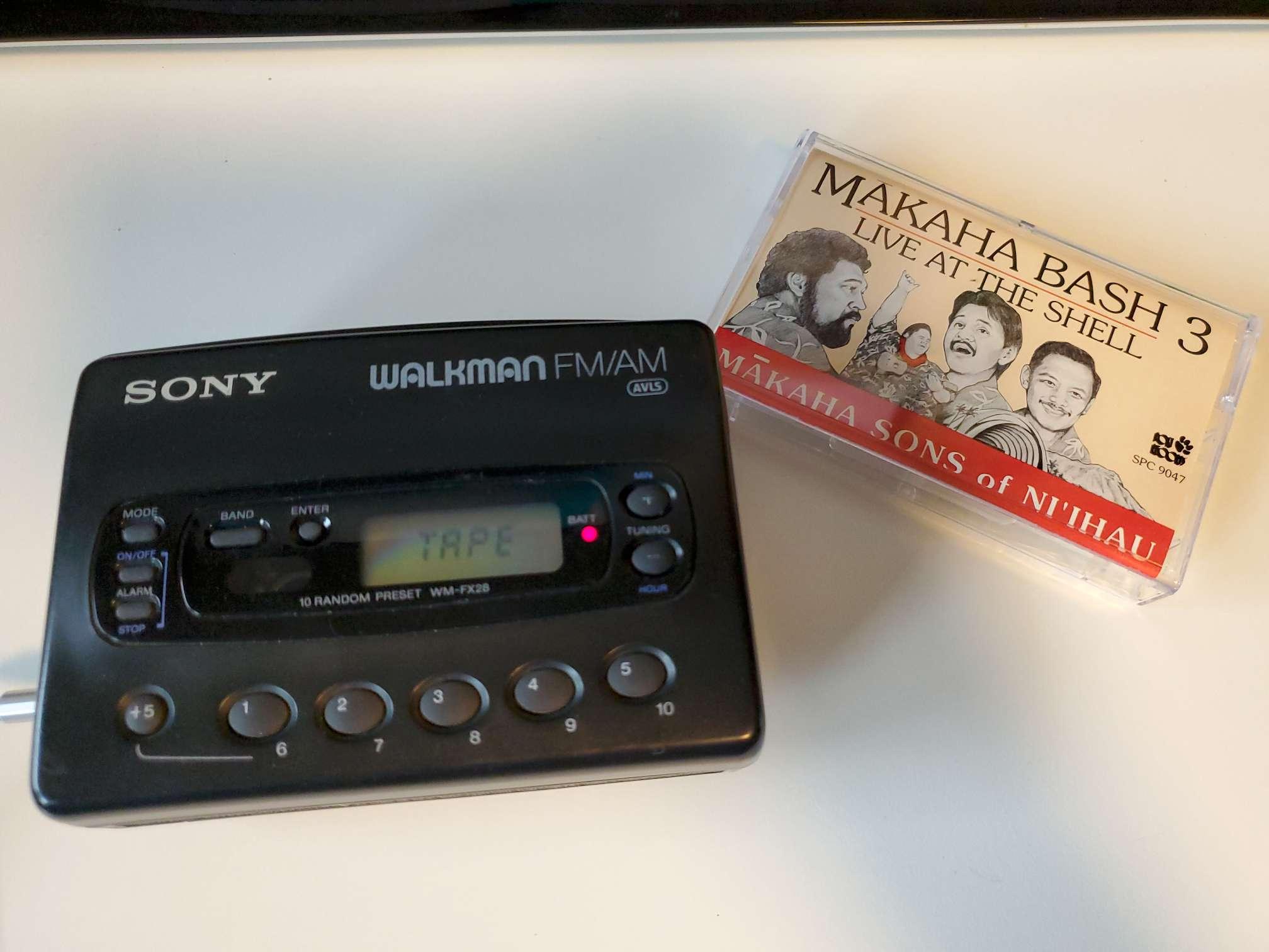 Sony Walkman WM-FX28 Repair Complete