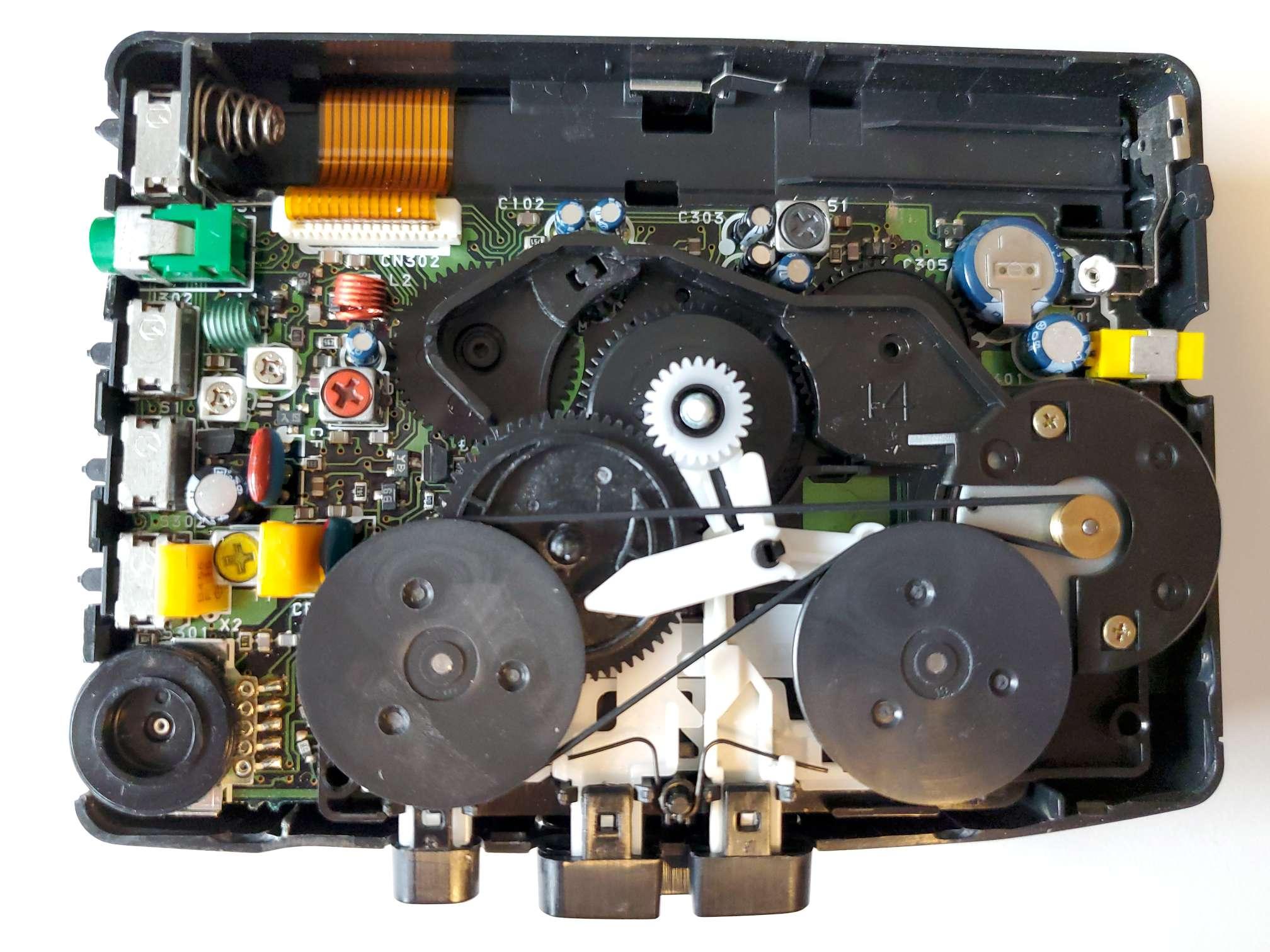Sony Walkman WM-FX28 with New Belt